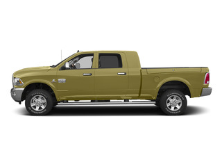 Light Cream 2015 Ram Truck 2500 Pictures 2500 Mega Cab SLT 2WD photos side view
