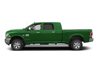 Bright Green 2015 Ram Truck 2500 Pictures 2500 Mega Cab SLT 2WD photos side view
