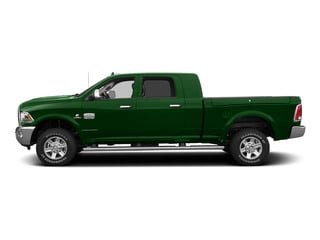 Tree Green 2015 Ram Truck 2500 Pictures 2500 Mega Cab SLT 2WD photos side view