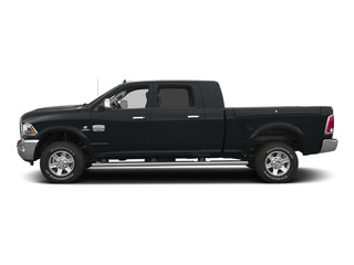 Maximum Steel Metallic Clearcoat 2015 Ram Truck 2500 Pictures 2500 Mega Cab SLT 2WD photos side view