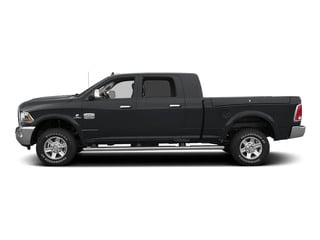 Granite Crystal Metallic Clearcoat 2015 Ram Truck 2500 Pictures 2500 Mega Cab SLT 2WD photos side view