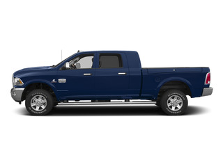 True Blue Pearlcoat 2015 Ram Truck 2500 Pictures 2500 Mega Cab SLT 2WD photos side view