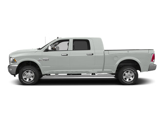 Bright White Clearcoat 2015 Ram Truck 2500 Pictures 2500 Mega Cab Limited 2WD photos side view
