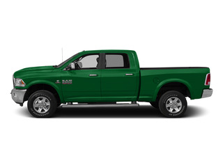 Bright Green 2015 Ram Truck 2500 Pictures 2500 Crew Cab SLT 2WD photos side view