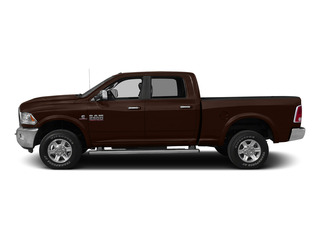 Western Brown 2015 Ram Truck 2500 Pictures 2500 Crew Cab SLT 2WD photos side view