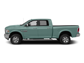 Light Green 2015 Ram Truck 2500 Pictures 2500 Crew Cab SLT 2WD photos side view