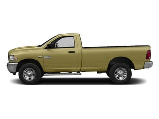 Light Cream 2015 Ram Truck 2500 Pictures 2500 Regular Cab SLT 4WD photos side view