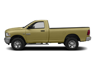 Light Cream 2015 Ram Truck 2500 Pictures 2500 Regular Cab Tradesman 4WD photos side view