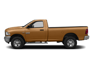 Power Tan 2015 Ram Truck 2500 Pictures 2500 Regular Cab SLT 4WD photos side view
