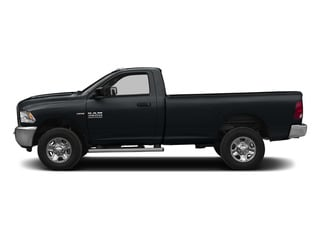 Maximum Steel Metallic Clearcoat 2015 Ram Truck 2500 Pictures 2500 Regular Cab Tradesman 4WD photos side view