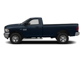 True Blue Pearlcoat 2015 Ram Truck 2500 Pictures 2500 Regular Cab SLT 4WD photos side view
