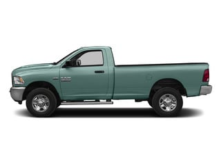 Light Green 2015 Ram Truck 2500 Pictures 2500 Regular Cab Tradesman 4WD photos side view