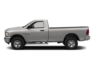 Bright Silver Metallic Clearcoat 2015 Ram Truck 2500 Pictures 2500 Regular Cab SLT 4WD photos side view