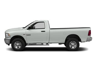 Bright White Clearcoat 2015 Ram Truck 2500 Pictures 2500 Regular Cab Tradesman 4WD photos side view