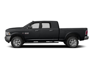 Granite Crystal Metallic Clearcoat 2015 Ram Truck 3500 Pictures 3500 Mega Cab Limited 4WD photos side view