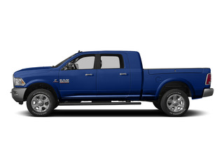 Blue Streak Pearlcoat 2015 Ram Truck 3500 Pictures 3500 Mega Cab SLT 4WD photos side view