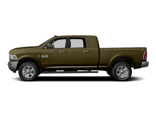 Prairie Pearlcoat 2015 Ram Truck 3500 Pictures 3500 Mega Cab SLT 4WD photos side view