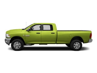 National Safety Yellow 2015 Ram Truck 3500 Pictures 3500 Crew Cab SLT 2WD photos side view