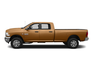 Power Tan 2015 Ram Truck 3500 Pictures 3500 Crew Cab SLT 2WD photos side view