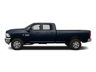 True Blue Pearlcoat 2015 Ram Truck 3500 Pictures 3500 Crew Cab SLT 2WD photos side view