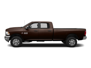 Western Brown 2015 Ram Truck 3500 Pictures 3500 Crew Cab SLT 2WD photos side view