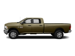 Prairie Pearlcoat 2015 Ram Truck 3500 Pictures 3500 Crew Cab SLT 2WD photos side view