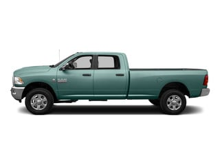 Light Green 2015 Ram Truck 3500 Pictures 3500 Crew Cab SLT 2WD photos side view