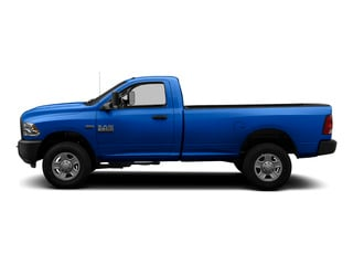 Holland Blue 2015 Ram Truck 3500 Pictures 3500 Regular Cab Tradesman 4WD photos side view