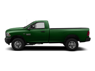 Tree Green 2015 Ram Truck 3500 Pictures 3500 Regular Cab Tradesman 4WD photos side view