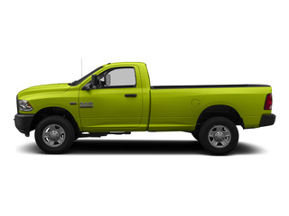 National Safety Yellow 2015 Ram Truck 3500 Pictures 3500 Regular Cab Tradesman 4WD photos side view