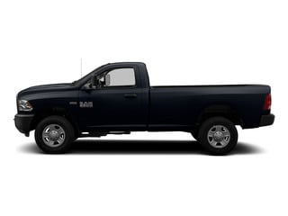 Midnight Blue Pearlcoat 2015 Ram Truck 3500 Pictures 3500 Regular Cab Tradesman 4WD photos side view