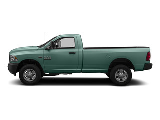 Light Green 2015 Ram Truck 3500 Pictures 3500 Regular Cab Tradesman 4WD photos side view
