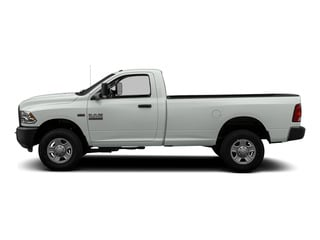 Bright White Clearcoat 2015 Ram Truck 3500 Pictures 3500 Regular Cab Tradesman 4WD photos side view
