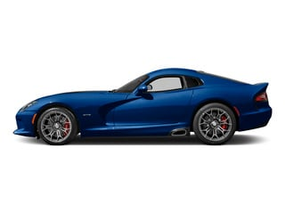 GTS-R Blue Pearlcoat 2015 Dodge Viper Pictures Viper 2 Door Coupe photos side view