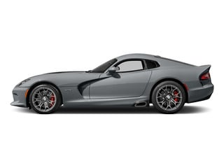 Billet Silver Metallic Clearcoat 2015 Dodge Viper Pictures Viper 2 Door Coupe photos side view