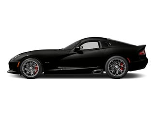 Venom Black Clearcoat 2015 Dodge Viper Pictures Viper 2 Door Coupe photos side view