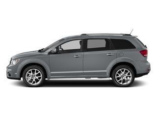 Billet Silver Metallic Clearcoat 2015 Dodge Journey Pictures Journey Utility 4D R/T AWD photos side view