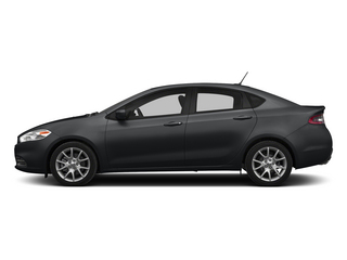 Granite Crystal Metallic Clearcoat 2015 Dodge Dart Pictures Dart Sedan 4D Limited I4 photos side view