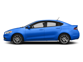 Laser Blue Pearl Coat 2015 Dodge Dart Pictures Dart Sedan 4D Rallye I4 photos side view