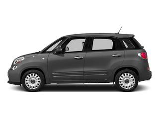 Grigio Scuro (Gray Metallic) 2015 FIAT 500L Pictures 500L Hatchback 5D L Easy I4 Turbo photos side view