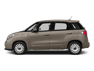 Mocha Latte 2015 FIAT 500L Pictures 500L Hatchback 5D L Easy I4 Turbo photos side view