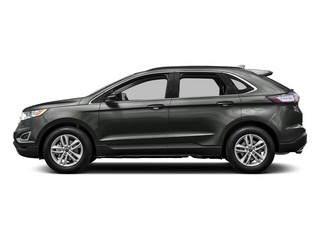 Magnetic Metallic 2015 Ford Edge Pictures Edge Utility 4D SE AWD I4 Turbo photos side view