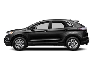 Tuxedo Black Metallic 2015 Ford Edge Pictures Edge Utility 4D Titanium 2WD V6 photos side view