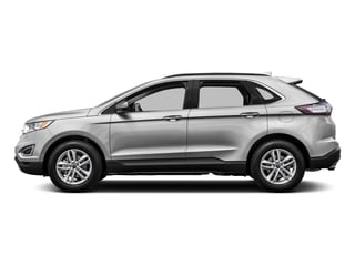 Ingot Silver Metallic 2015 Ford Edge Pictures Edge Utility 4D SE AWD I4 Turbo photos side view
