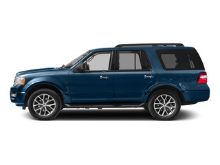 Blue Jeans Metallic 2015 Ford Expedition Pictures Expedition Utility 4D XL 2WD photos side view