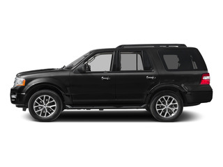 Tuxedo Black Metallic 2015 Ford Expedition Pictures Expedition Utility 4D XL 2WD photos side view