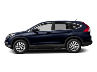Obsidian Blue Pearl 2015 Honda CR-V Pictures CR-V Utility 4D EX AWD I4 photos side view