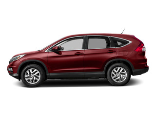 Copper Sunset Pearl 2015 Honda CR-V Pictures CR-V Utility 4D EX AWD I4 photos side view