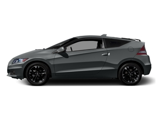 Polished Metal Metallic 2015 Honda CR-Z Pictures CR-Z Coupe 2D EX I4 Hybrid photos side view
