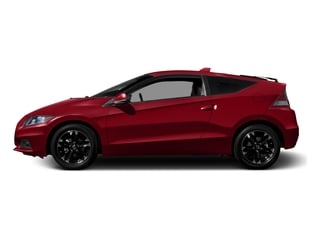 Milano Red 2015 Honda CR-Z Pictures CR-Z Coupe 2D EX I4 Hybrid photos side view